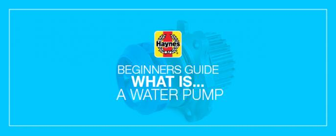 Beginners guide to a car water pump