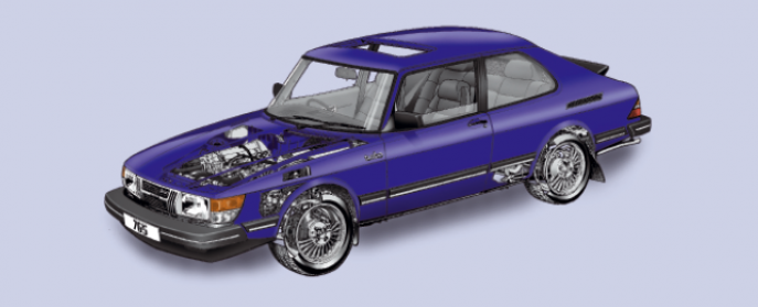 A spotter's guide to the Saab 900/9-3