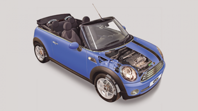 MINI routine maintenance guide (2006 to 2013 petrol and diesel engines)