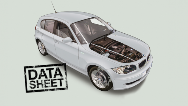 BMW 1-series routine maintenance guide (2004 to 2011 petrol and diesel engines)