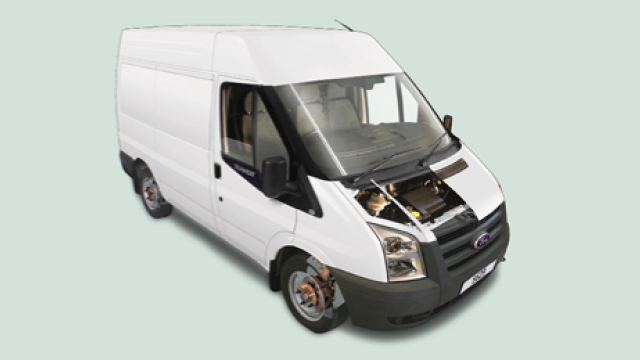 Ford Transit routine maintenance guide (2006 to 2013 models)