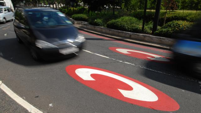 how congestion charge works