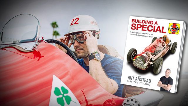Building a Special Ant Anstead