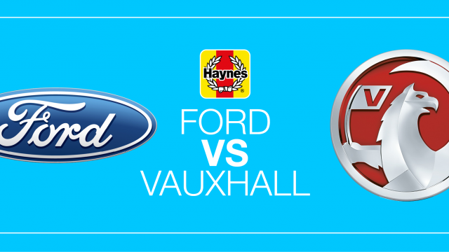 Ford vs Vauxhall