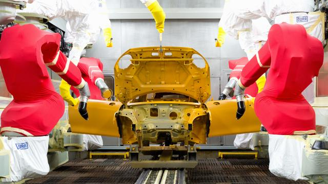 Building a MINI: new Haynes Manual goes inside the 1,000 car-a-day Plant Oxford