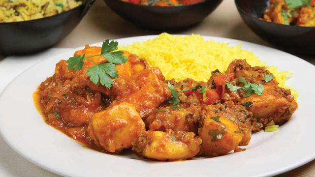 How to make an Indian curry