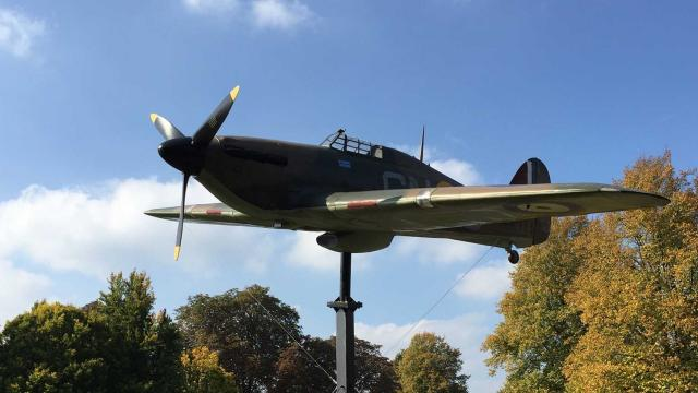 RAF Legends: the Hawker Hurricane