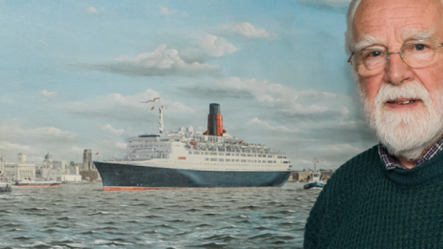Interview: Commodore Ron Warwick on sailing the Queen Elizabeth 2