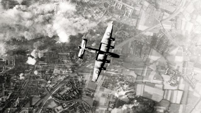 The Royal Air Force in World War 2