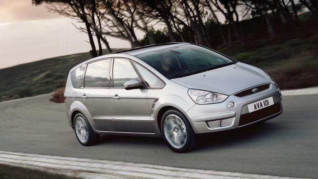 ford s-max ford galaxy