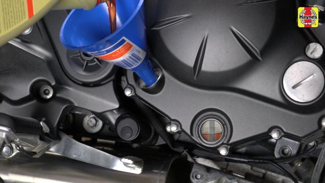 what motorbike oil
