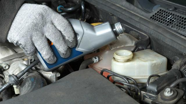 what brake fluid for my car