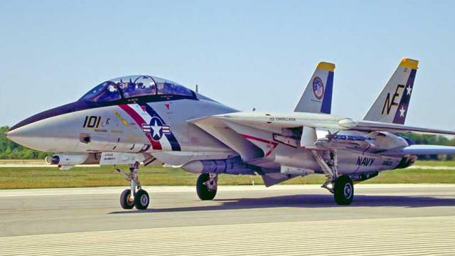 Quiz: How much do you know about the Grumman F-14 Tomcat?