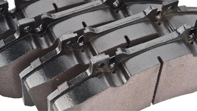 Anatomy of your car's front brake pads