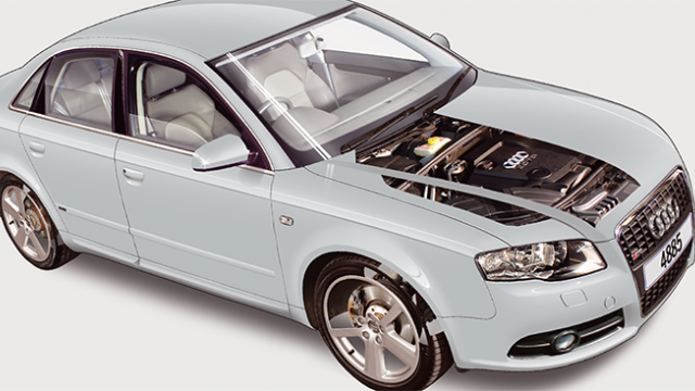 A spotter's guide to the Audi A4