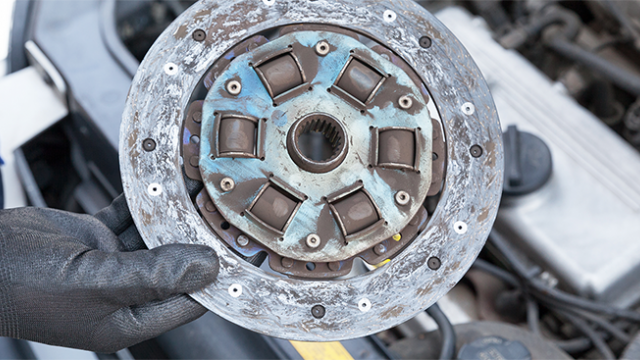 Clutch repair: the real reason it costs so much
