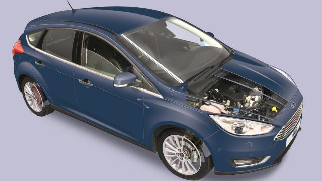 A spotter's guide to the Ford Focus