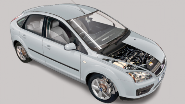 6 things you'd only know about the Ford Focus Mk2 by taking it apart