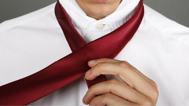 How to tie a Windsor knot: the Modern Man Manual has got you covered