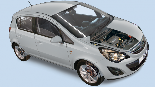 A spotter's guide to the Vauxhall Corsa