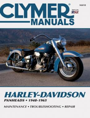 Harley-Davidson Panhead Motorcycle (1948-1965) Service Repair Manual