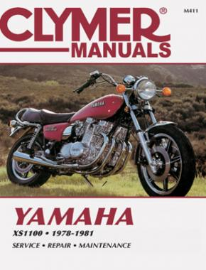 Yamaha XS1100 Motorcycle (1978-1981) Service Repair Manual
