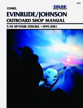 Evinrude/Johnson 5-70 HP 4-Stroke Outboards (1995-2001) Service Repair Manual Online Manual