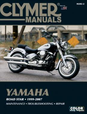 Yamaha Road Star Series Motorcycle (1999-2007) Service Repair Manual