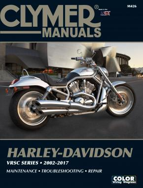 Harley-Davidson VRSC Series (2002-2017) Service Repair Manual