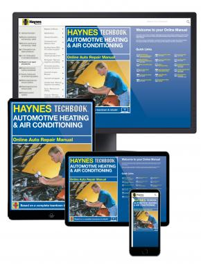 Automotive Heating and Air Conditioning Haynes Online Techbook (USA)