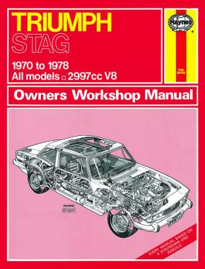 Triumph Stag (70 - 78) Haynes Repair Manual