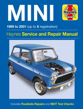 Mini (1969 - 2001) Haynes Repair Manual