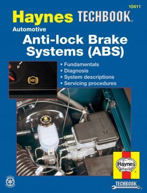 Automotive Anti-lock Brake Systems (ABS) Haynes Techbook (USA)