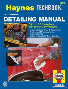 Automotive Detailing Haynes Techbook (USA)