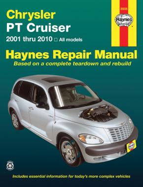 Chrysler PT Cruiser (01-10) Haynes Repair Manual (USA)