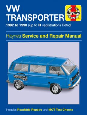 VW Transporter (water-cooled) Petrol (82 - 90) Haynes Repair Manual