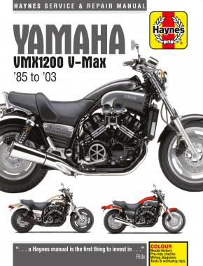 Yamaha V-Max (85 - 03) Haynes Repair Manual