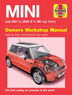 MINI Petrol (July 01 - 06) Haynes Repair Manual