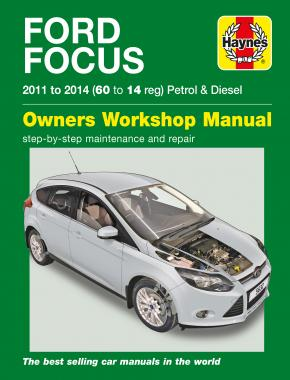Ford Focus Petrol & Diesel (11 - 14) Haynes Repair Manual