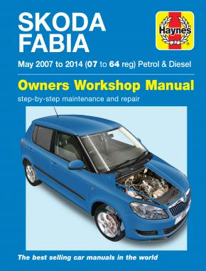 Skoda Fabia petrol & diesel (May 07-14) 07 to 64