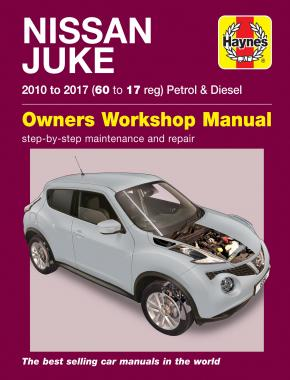 nissan juke 10 17 haynes repair manual haynes publishing rh haynes com HP Owner Manuals Owner's Manual