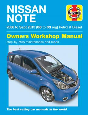 nissan note 2006 engine oil
