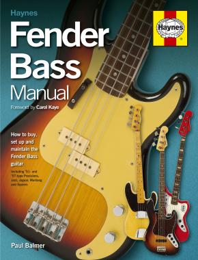Fender Bass Manual