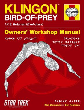 Klingon Bird-of-Prey Manual