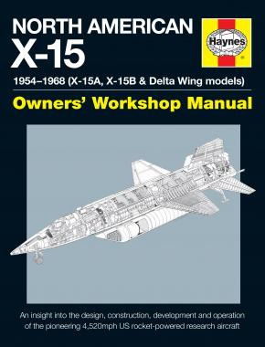 North American X-15 Manual