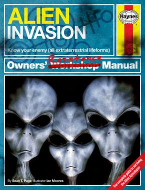 Alien Invasion Survival Manual
