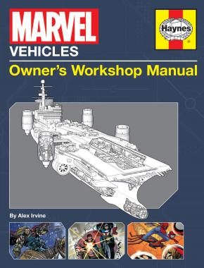 Marvel Vehicles Manual