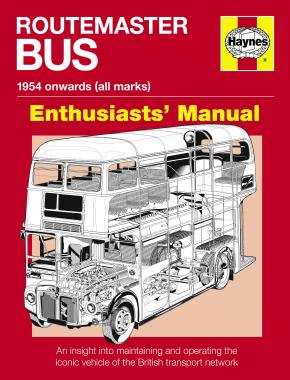 Routemaster Bus Manual (paperback)