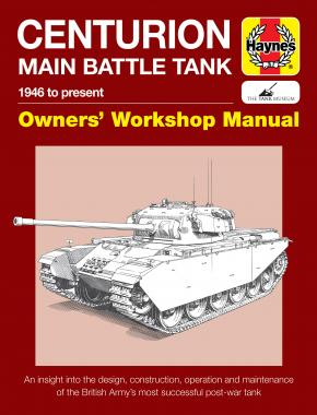 Centurion Main Battle Tank Manual