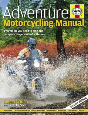 Adventure Motorcycling Manual (Paperback Edition)